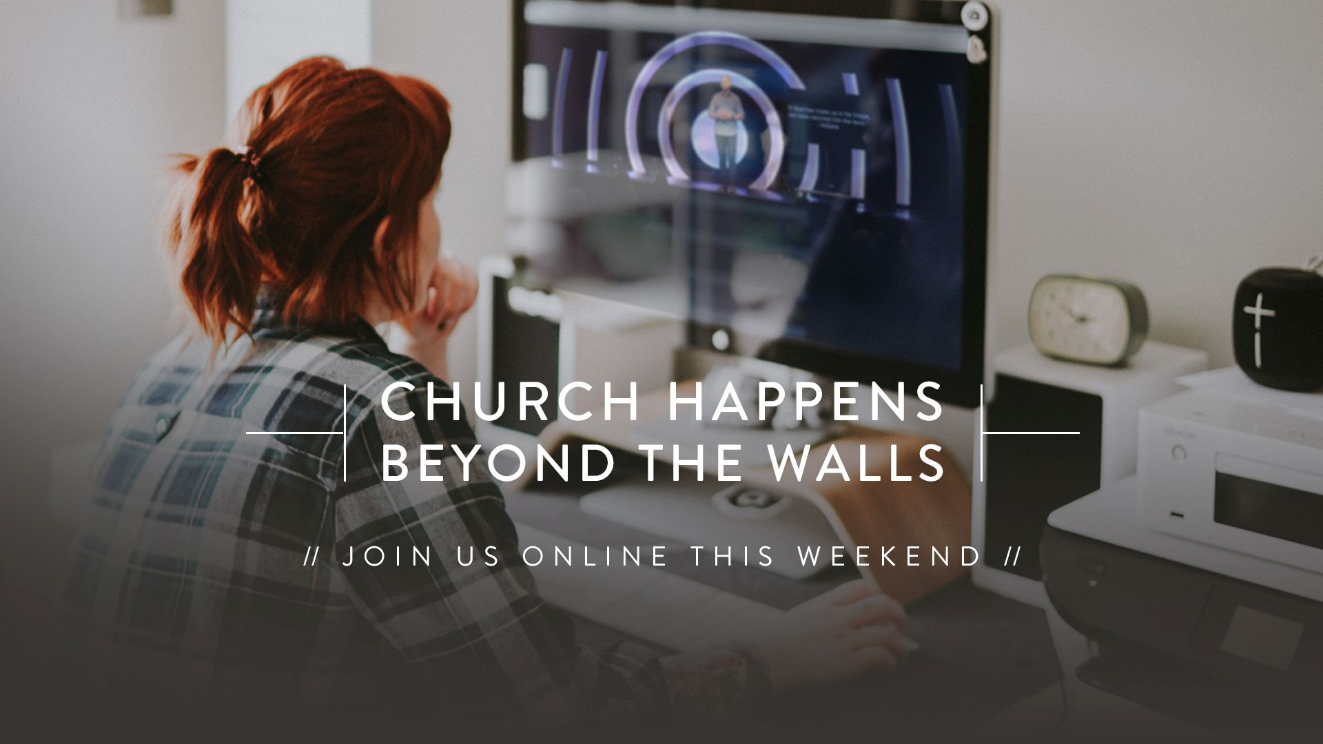 Beyond church walls